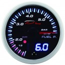 Depo Racing digital + analog fuel pressure gauge SLD5267B