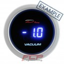 Depo Racing digital oil temperature gauge 52mm D-BL5247B