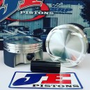 BMW E39 4.4 M62B44 coated JE Pistons kit CR 8.5 92mm