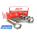 Audi TTRS RS3 2.5 20V TFSI FCP X-beam steel connecting rods 144mm/22mm for aftermarket pistons