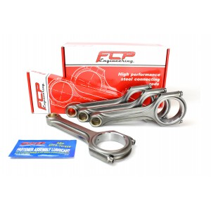 Audi / VW 2.0 TFSI EA113 FCP X-beam steel connecting rods 144mm/20mm for aftermarket pistons
