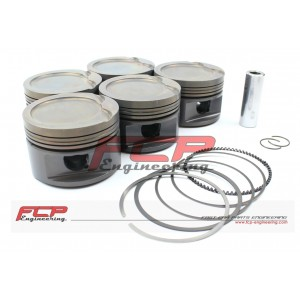 Audi 200 S2 RS2 S4 S6 2.2T 20V FCP forged pistons kit 81mm CR 8.5