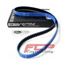 Toyota Supra 3.0 2JZGE/GTE Gates Racing blue timing belt T215RB