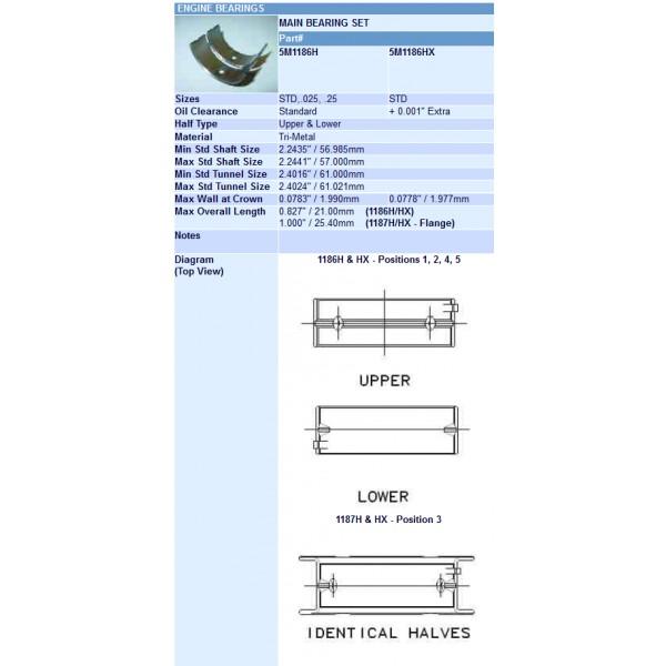 FCP-engineering - Mitsubishi EVO 2 0 4G63 4G64 ACL