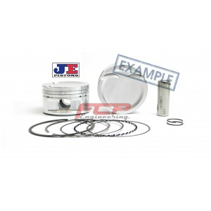 FCP-engineering - Audi A6 S4 RS4 3 0T V6 Stroker JE Pistons